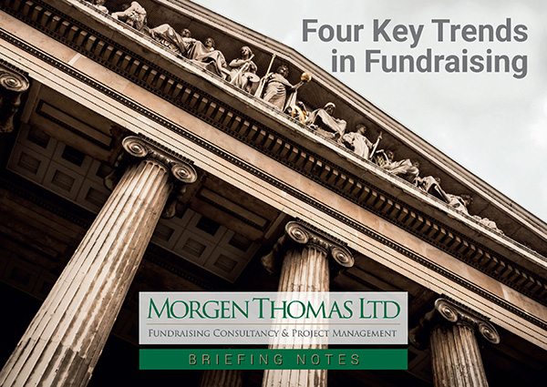 Four Key Trends in Fundraising